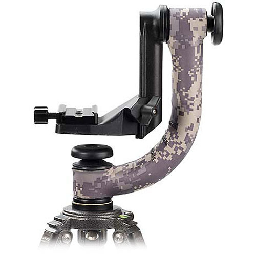 LensCoat Wimberley WH-101 Head Cover (Digital Camo)
