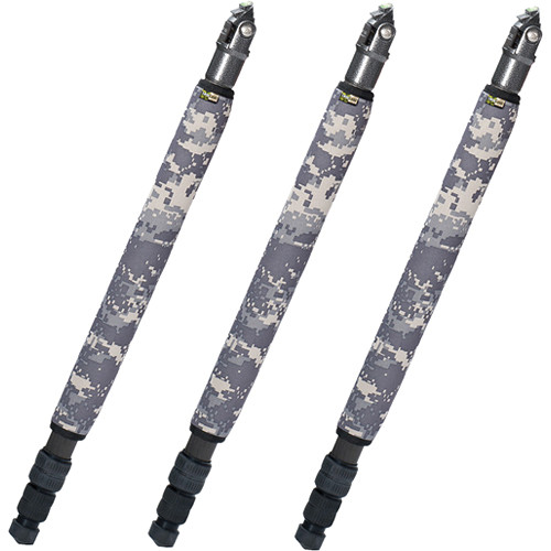 LensCoat LegCoat Wraps 316 (Set of 3, Digital Camo)
