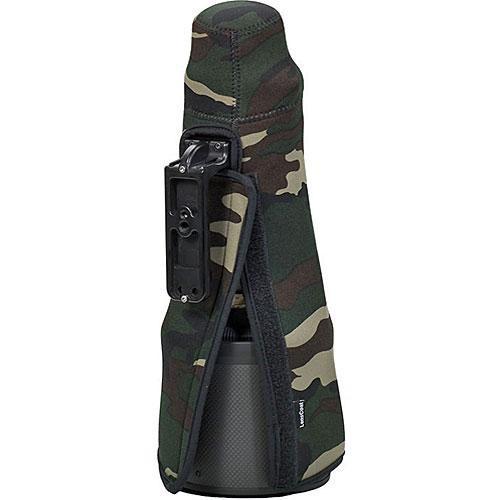 LensCoat Travel Coat For the Nikon 200-400 VR AF Lens (Forest Green)