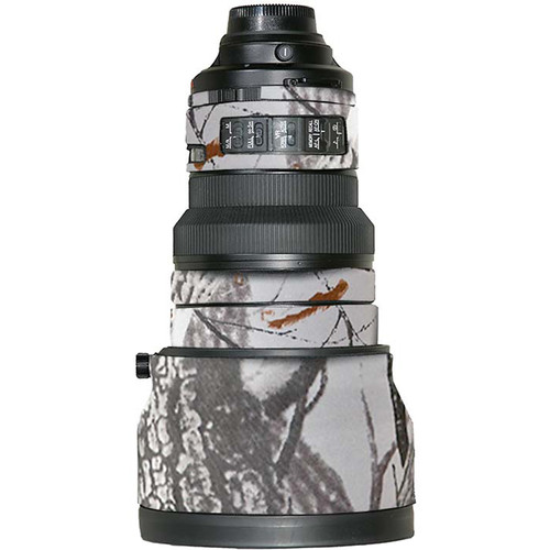 LensCoat Travel Coat For the Nikon 200mm f/2.0 VR AF Lens (Realtree AP Snow)