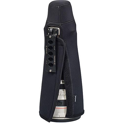 LensCoat Travel Coat Lens Cover for Canon 500mm F/4L IS Lens (Black)