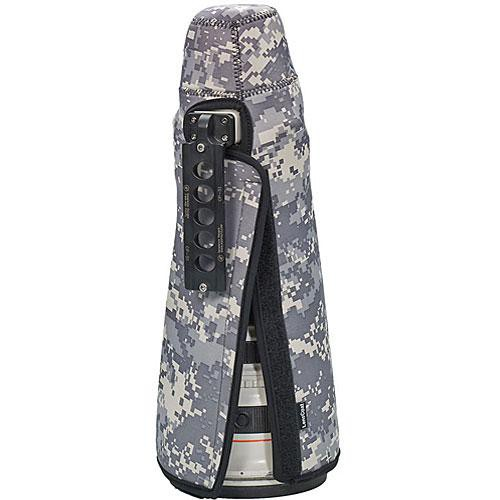 LensCoat Travel Coat For the Canon 500mm F/4L IS Lens (Digital Camo)
