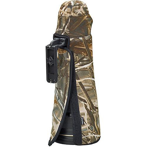 LensCoat TravelCoat For the AF-S Nikkor 500mm f/4G ED VR AF Lens (Realtree Max4 HD)