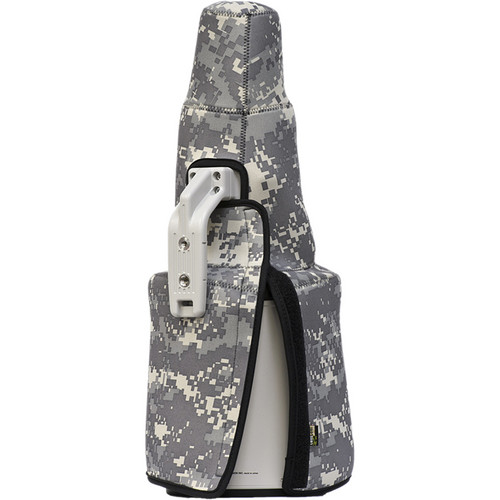 LensCoat TravelCoat for the Canon 600mm f/4 IS II Lens with Hood (Digital Camo)