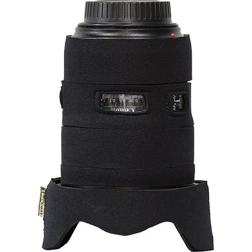 LensCoat Lens Cover for the Canon 24-70mm f/2.8 II Lens (Black)