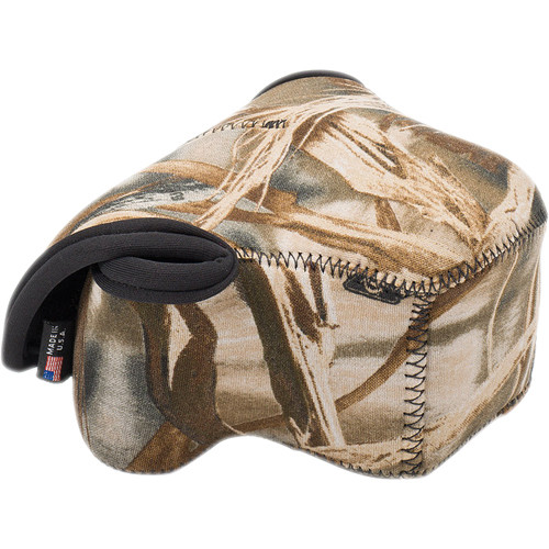LensCoat BodyBag 4/3 (Realtree Max 4 HD)