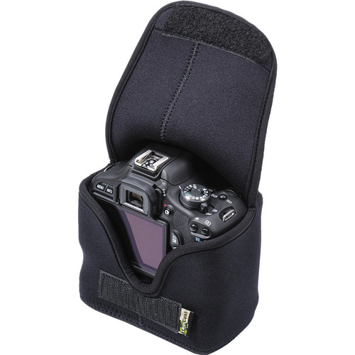 LensCoat BodyBag Compact with Grip (Black)