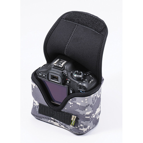 LensCoat LensCoat BodyBag Compact with Grip (Digital Camo)