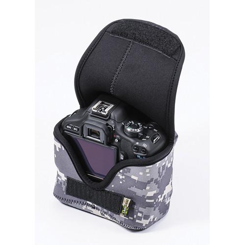 LensCoat LensCoat BodyBag Compact with Grip (Digital Camo)
