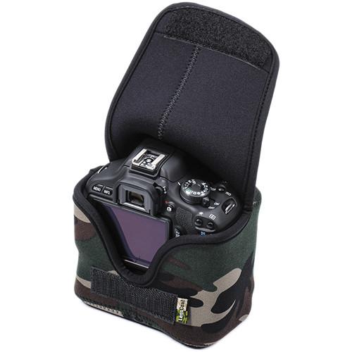 LensCoat LensCoat BodyBag Compact with Grip (Forest Green)