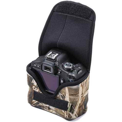 LensCoat BodyBag Compact with Grip (Realtree MAX-4)