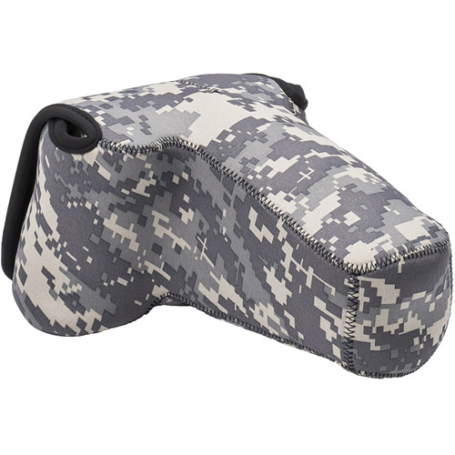 LensCoat BodyBag Pro Telephoto (Digital Camo)