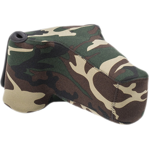 LensCoat BodyBag Pro Telephoto (Forest Green Camo)