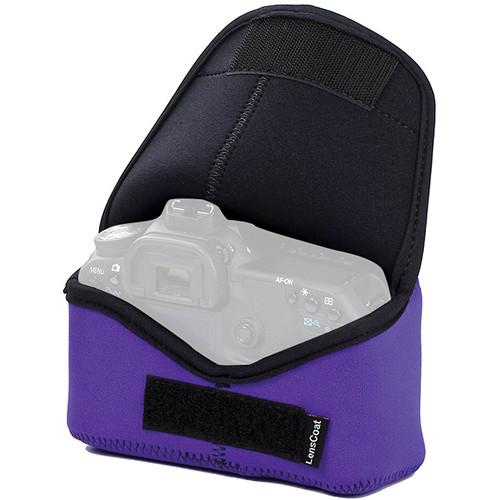 LensCoat BodyBag (Purple)