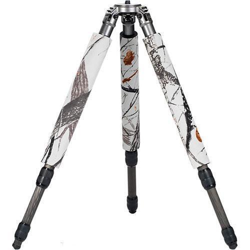 LensCoat LegCoat Tripod Leg Protectors For Gitzo GT1540 (Realtree Snow)