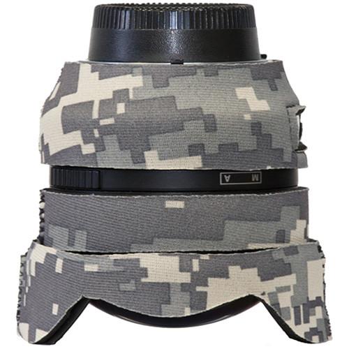 LensCoat Lens Cover for Nikon 14mm f/2.8D ED AF Lens (Digital Camo)
