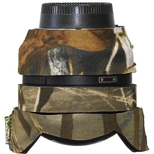 LensCoat Lens Cover for Nikon 14mm f/2.8D ED AF Ultra Wide-Angle Lens (Realtree Max 4)