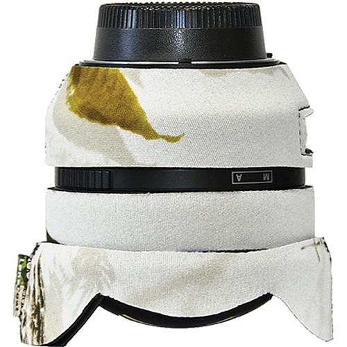 LensCoat Lens Cover for Nikon 14mm f/2.8D ED AF Ultra Wide-Angle Lens (Realtree AP Snow)
