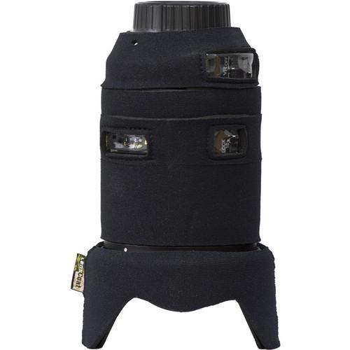LensCoat Lens Cover For the Nikon 18-300mm f/3.5-5.6G ED VR (Black)