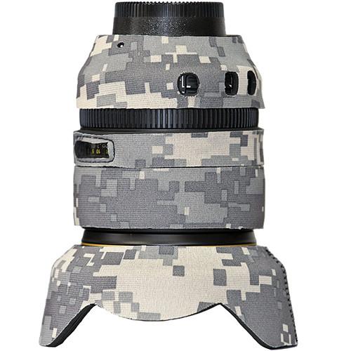LensCoat Lens Cover for Nikon 24-120mm f/4 VR Lens (Digital Camo)