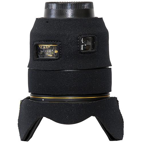LensCoat Lens Cover for the Nikon 24mm f/1.4G ED AF-S Lens (Black)