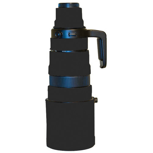 LensCoat Telephoto Lens Cover for Olympus 90-250mm f/2.8 Lens (Black)