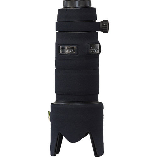 LensCoat Telephoto Lens Cover for the Sigma 50-150mm f/2.8 OS Lens (Black)
