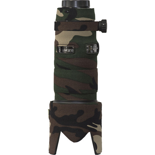 LensCoat Telephoto Lens Cover for the Sigma 50-150mm f/2.8 OS Lens (Forest Green Camo)
