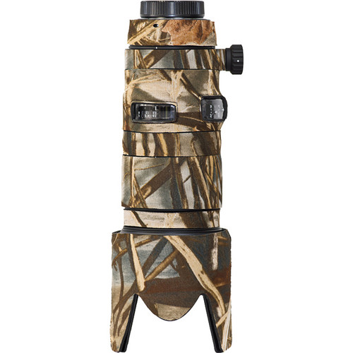 LensCoat Telephoto Lens Cover for the Sigma 50-150mm f/2.8 OS Lens (Realtree Max4)