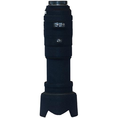 LensCoat Lens Cover for the Sigma 50-500mm f/4.5-6.3 APO DG OS HSM Lens (Black)