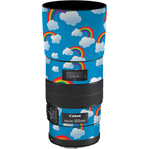 LensSkins Lens Skin for the Canon 100mm f/2.8 Macro IS Lens (Kids Photographer)