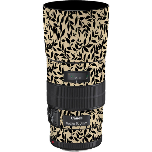 LensSkins Lens Skin for the Canon 100mm f/2.8 Macro IS Lens (Modern Photographer)