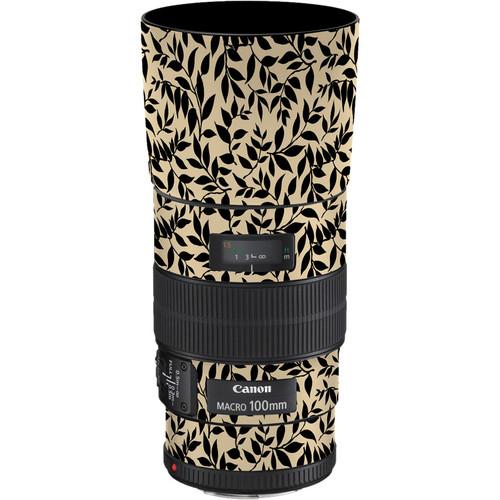 LensSkins Lens Skin for the Canon 100mm f/2.8 Macro IS Lens (Modern Photographer)