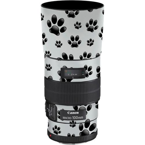 LensSkins Lens Skin for the Canon 100mm f/2.8 Macro IS Lens (Pet Photographer)