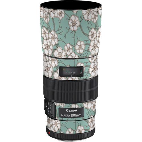 LensSkins Lens Skin for the Canon 100mm f/2.8 Macro IS Lens (Zen)