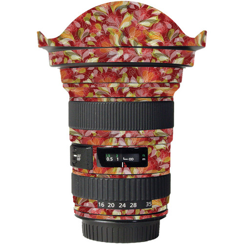 LensSkins Lens Skin for the Canon 16-35mm f/2.8L (Mark 1) Lens (French Feather)