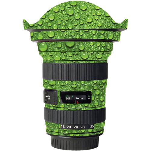 LensSkins Lens Skin for the Canon 16-35mm f/2.8L (Mark 1) Lens (Green Water)
