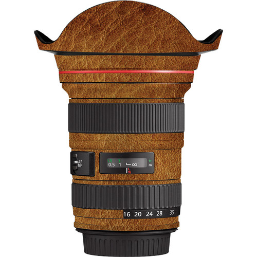 LensSkins Lens Wrap for Canon 16-35mm f/2.8L (Leathered)