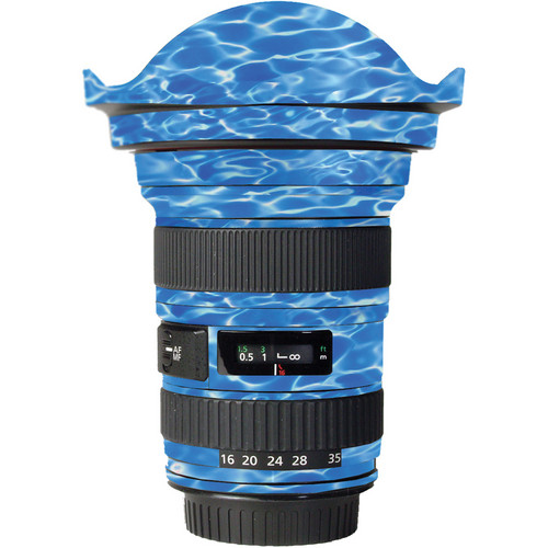 LensSkins Lens Skin for the Canon 16-35mm f/2.8L (Mark 1) Lens (Underwater)