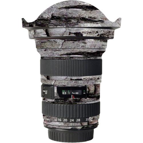 LensSkins Lens Skin for the Canon 16-35mm f/2.8L (Mark 1) Lens (Winter Woodland)