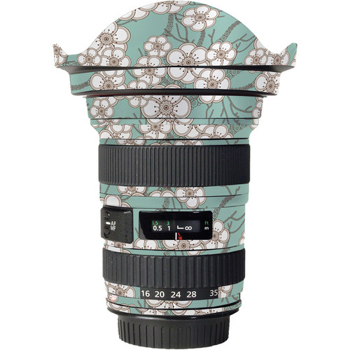 LensSkins Lens Skin for the Canon 16-35mm f/2.8L (Mark 11) Lens (Zen)