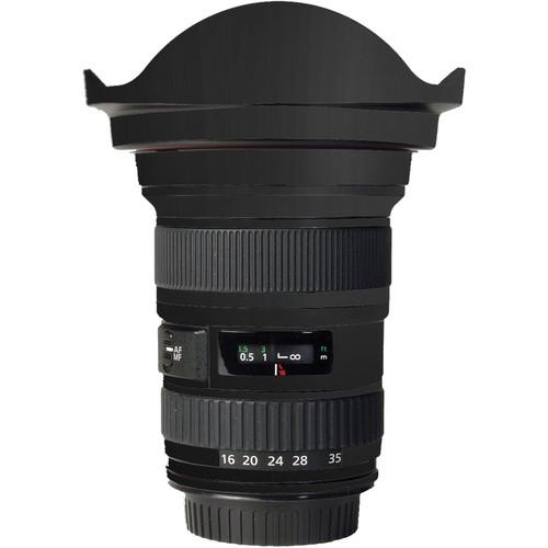 LensSkins Lens Skin for the Canon 16-35mm f/2.8L (Mark 11) Lens (Flat Black)