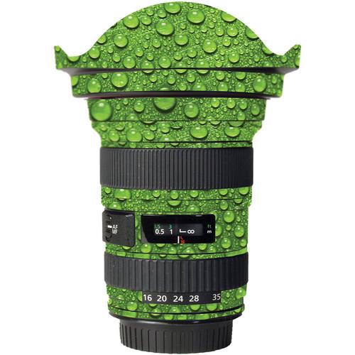 LensSkins Lens Skin for the Canon 16-35mm f/2.8L (Mark 11) Lens (Green Water)