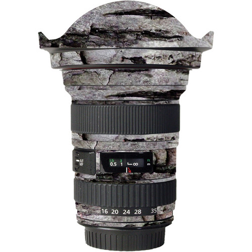LensSkins Lens Skin for the Canon 16-35mm f/2.8L (Mark 11) Lens (Winter Woodland)