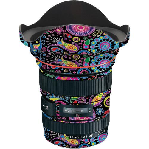 LensSkins Lens Skin for the Canon 17-40 f/4 EF USM Lens (Carnival Flair)