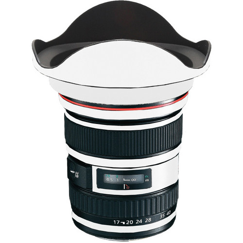 LensSkins Lens Skin for the Canon 17-40 f/4 EF USM Lens (Flat White)