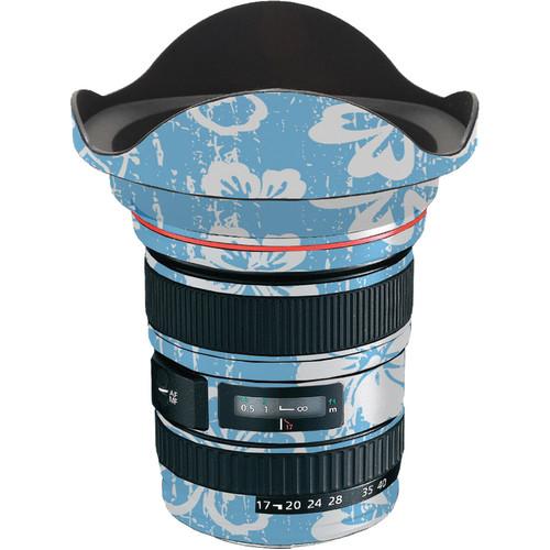LensSkins Lens Skin for the Canon 17-40 f/4 EF USM Lens (Island Photographer)