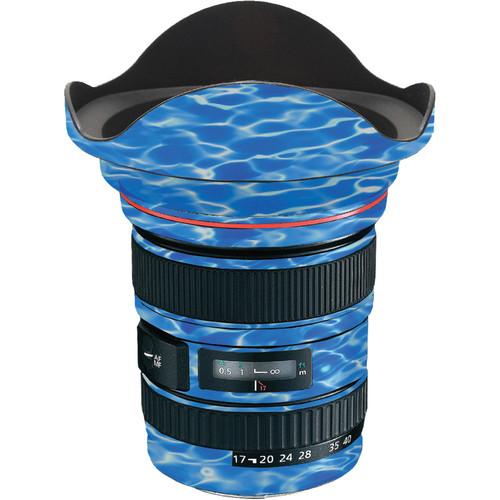LensSkins Lens Skin for the Canon 17-40 f/4 EF USM Lens (Underwater)