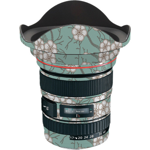 LensSkins Lens Skin for the Canon 17-40 f/4 EF USM Lens (Zen)