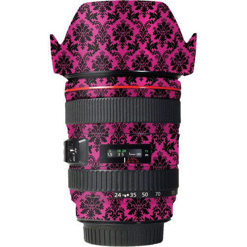 LensSkins Lens Wrap for Canon 24-105mm f/4L IS (Special 2)